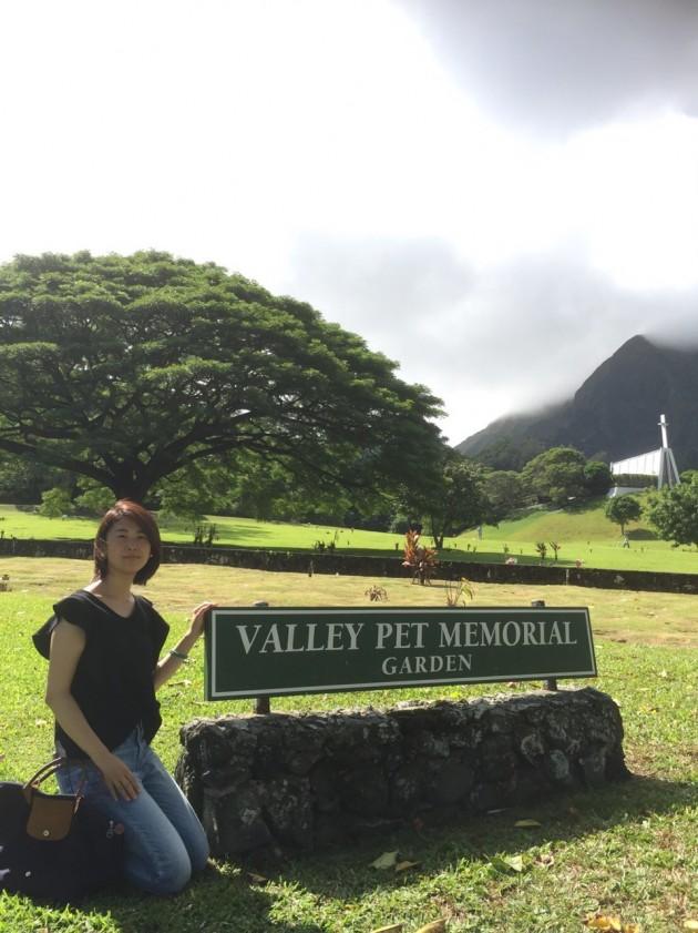ハワイ ペット霊園