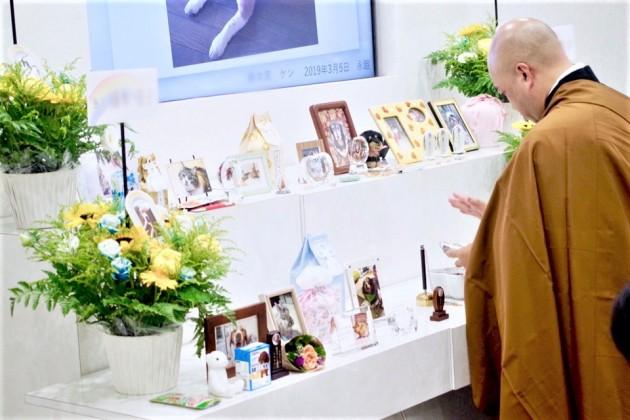 2019.8月 供養祭、開眼供養(魂入れ)
